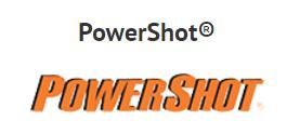 New POWERSHOT(R)