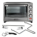 New 24-Liter Kitchen Magic Collection Oven With Rotisserie