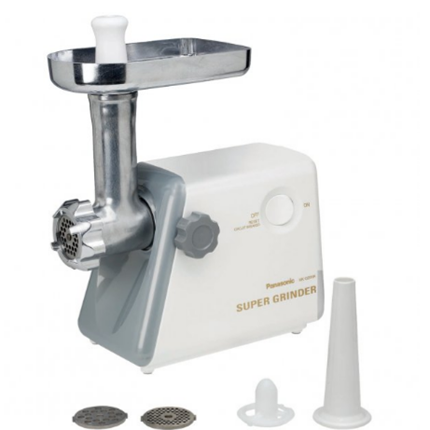 Get New Heavy-Duty Meat Grinder Panasonic(r) In Cheap Price