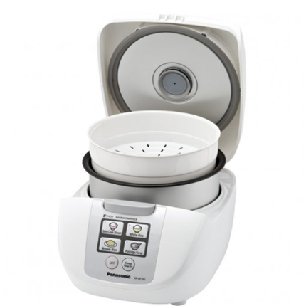 Get New Fuzzy Logic Rice Cooker (5-Cup) Panasonic(r) In Low Price