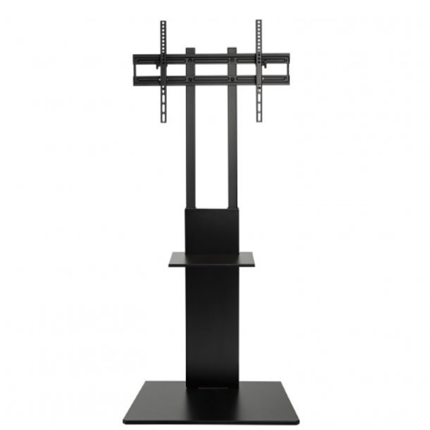 New 37-Inch To 70-Inch Ultra Slim Artistic TV Floor Stand Mount With Tilt And Height Adjustable
