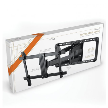 Get New Extra Large Full Motion Articulating Mount Apex By Promounts(tm)
