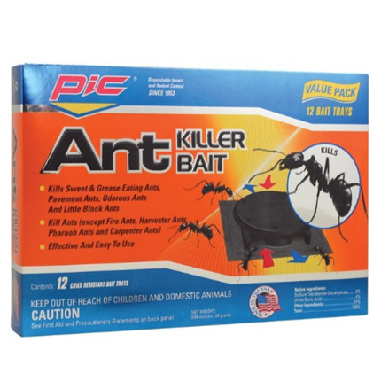 Buy New Plastic Ant-Killing Systems, 12 Pk Pic(r) In Low Price