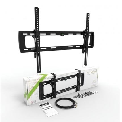 New UT-PRO640 37-Inch To 100-Inch Extra-Large Tilt TV Wall Mount Apex By Promounts(tm)