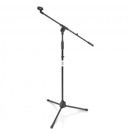 Buy New Tripod Microphone Stand With Extending Boom Pyle Pro(r)
