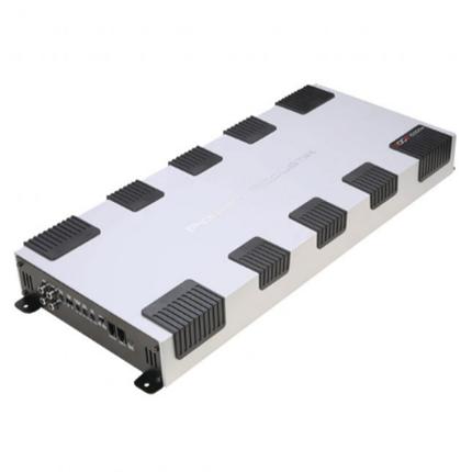 New Edge Series Monoblock Class D Amp (10,000 Watts Max) Power Acoustik(r)