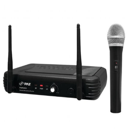 New Premier Series Professional UHF Wireless Handheld Microphone System