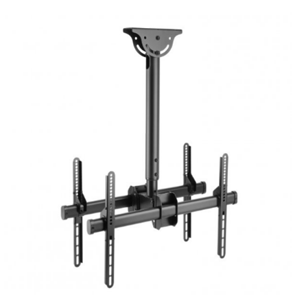 New Large Double Sided TV Ceiling Mount By Apex Apex By Promounts(tm)