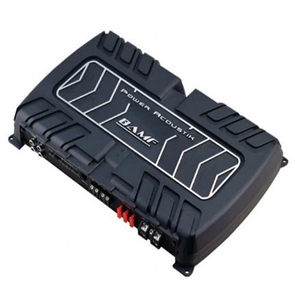 New BAMF Series Monoblock Class D Amp (5,000 Watts Max) Power Acoustik(r)