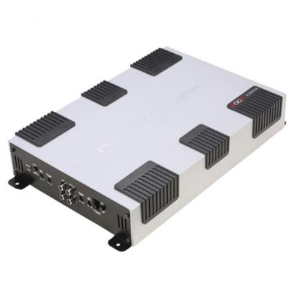 New Edge Series Monoblock Class D Amp (4,500 Watts Max) Power Acoustik(r)